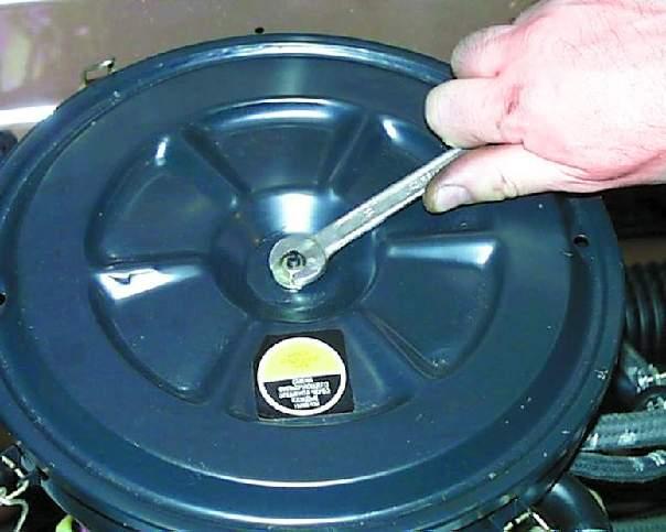 Воздушный фильтр ваз 2109